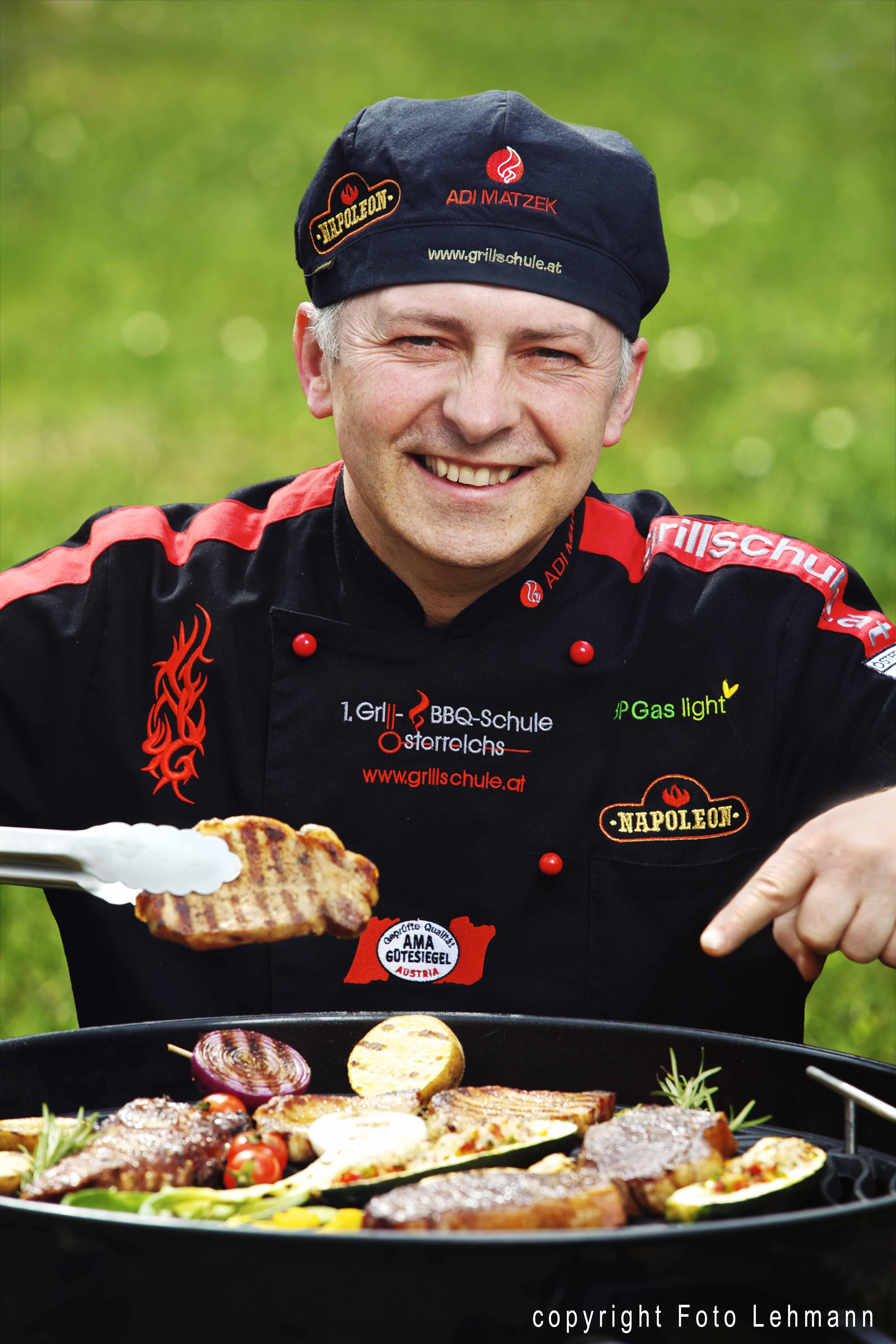 Adi Matzek Grillweltmeister